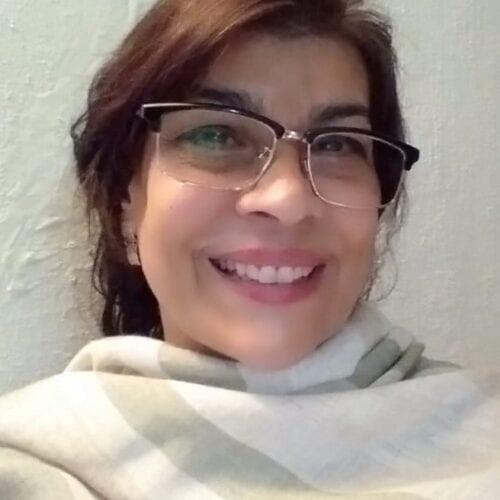 Maria Ábramo – Aromaterapeuta